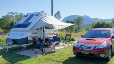 Photo of 8 Helpful Tips For Seniors Planning Their First RV Camping Trip