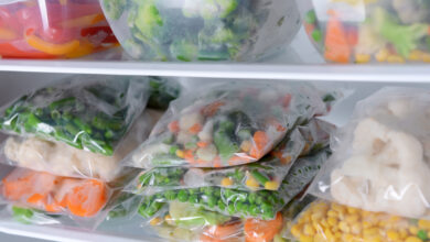Photo of Easy Freezer Tips That Will Save You A Fortune
