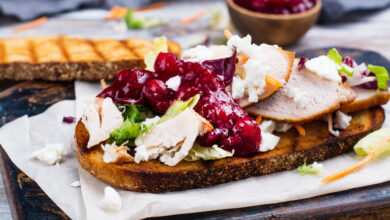 Photo of Why Settle for Boring Leftover Turkey Sandwiches? Try These Recipes Instead