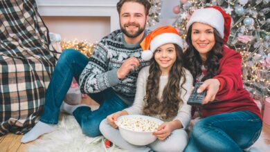 Photo of Santa Claus, Jingle Bells, & Deck the Halls: Win $2500 Watching Holiday Movies
