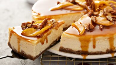 Photo of Try These Cheesecakes To Brighten Your Winter Meals
