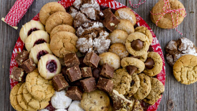 Photo of 20 Fun and Easy Holiday Dessert and Cookie Recipes