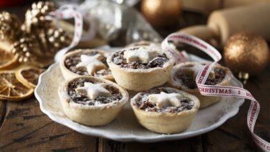 Photo of The History of Mince Pies and the World's Best Mince Pie Recipes