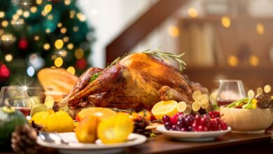 Photo of Christmas Dinner Ideas to Celebrate the Holiday