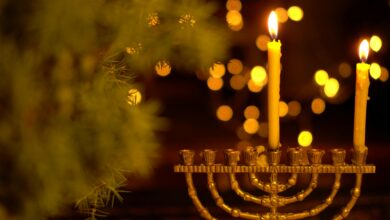 Photo of Mixed Bag of Weather for the First Few Nights of Hanukkah