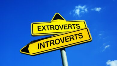 Photo of Introversion & Extroversion per Astrology