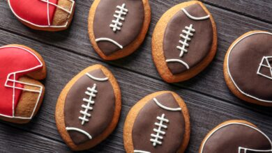 Photo of Sweet Snacks and Appetizers for Your Super Bowl Celebration