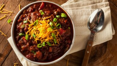 Photo of 11 Recipes for Celebrating National Chili Day